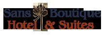 Sans Boutique Hotel & Suites Savannah's Logo Image