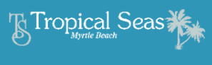 Tropical Seas Hotel's Logo Image