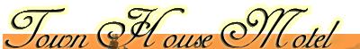 Image of Townhouse Motel's Logo