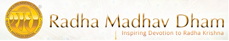 Image of Radha Madhav Dham's Logo