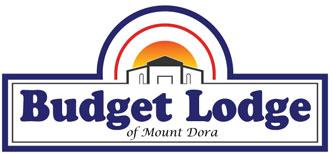 Image of Budget Lodge of Mount Dora's Logo