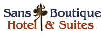 Image of Sans Boutique Hotel & Suites Savannah's Logo