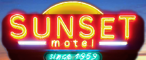 Image of Sunset Motel's Logo