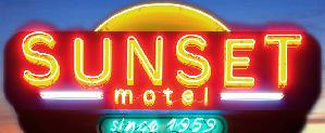 Image of Sunset Motel's Logo