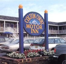 Image of Colton Court Motor Inn's Logo