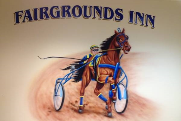 Image of Fairgrounds Inn's Logo