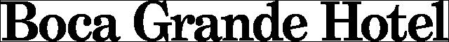 Image of Boca Grande Hotel's Logo