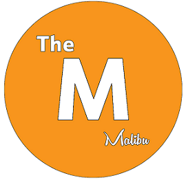 Image of The M Malibu's Logo