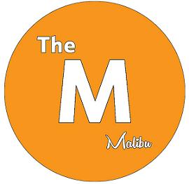 Image of The M Malibu's Logo