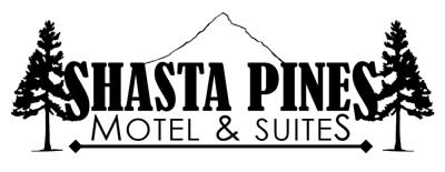 Image of Shasta Pines Motel's Logo