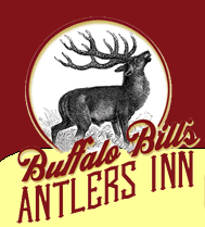 Image of Buffalo Bills Antlers Inn's Logo
