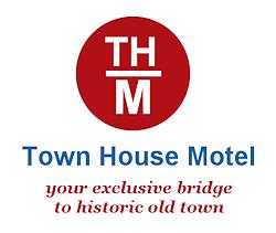 Image of Eureka Town House Motel's Logo