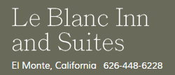 Image of Le Blanc Inn & Suites's Logo