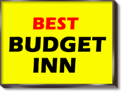 Image of Best Budget Inn's Logo