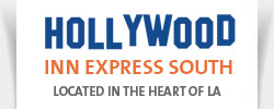 Image of Hollywood Inn Express South's Logo