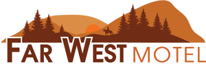 Image of Far West Motel's Logo