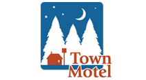 Image of Town Motel's Logo