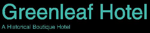 Image of Greenleaf Hotel's Logo