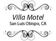 Image of Villa Motel's Logo