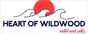 Image of Heart of Wildwood Motel's Logo