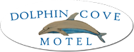 Image of Dolphin Cove Motel's Logo