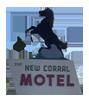 Image of New Corral Motel's Logo