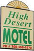 Image of High Desert Motel's Logo