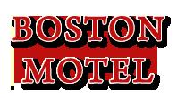 Image of Boston Motel's Logo