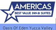 Image of Americas Best Value Inn - Yucca Valley's Logo