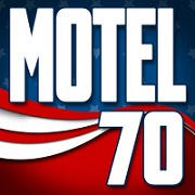 Image of Motel 70's Logo