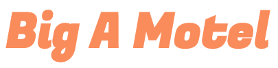 Image of Big A Motel's Logo