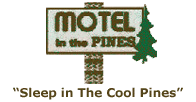 Image of Motel In The Pines's Logo