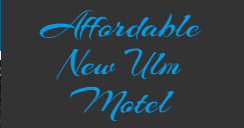 Image of Affordable New Ulm Motel's Logo