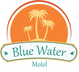 Image of Blue Water Motel's Logo