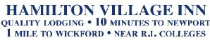 Image of Hamilton Village Inn's Logo