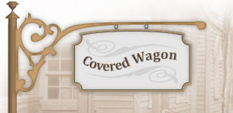 Image of Covered Wagon Motel's Logo