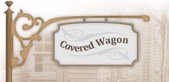 Image of Covered Wagon Motel's Logo